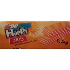 HAPPY DAYS Happy Days gaufrettes vanille 200g