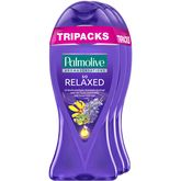 Palmolive douche so relaxed 3x250ml