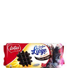 Lotus gaufres de Liège au chocolat x7 -363g