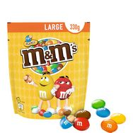 M&M's peanut pochon 330g