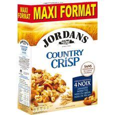 Jordans country crisp noix 850g