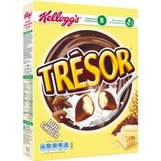 Kellogg's trésor duo choco 400g