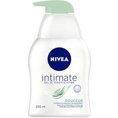 NIVEA Nivea intimate care gel toilette intime fraicheur 250ml