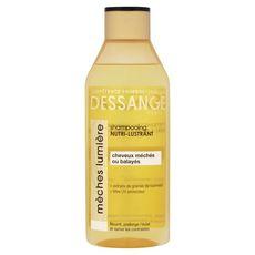 DESSANGE Jacques Dessange Shampooing nutri-lustrant cheveux méchés ou balayés 250ml 250ml