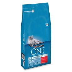 PURINA One bifensis croquettes au boeuf blé pour chat stérilisé 6kg