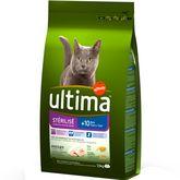 Ultima chats stérilisés +10ans 1,5kg