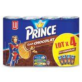 LU Prince chocolat 4x300g