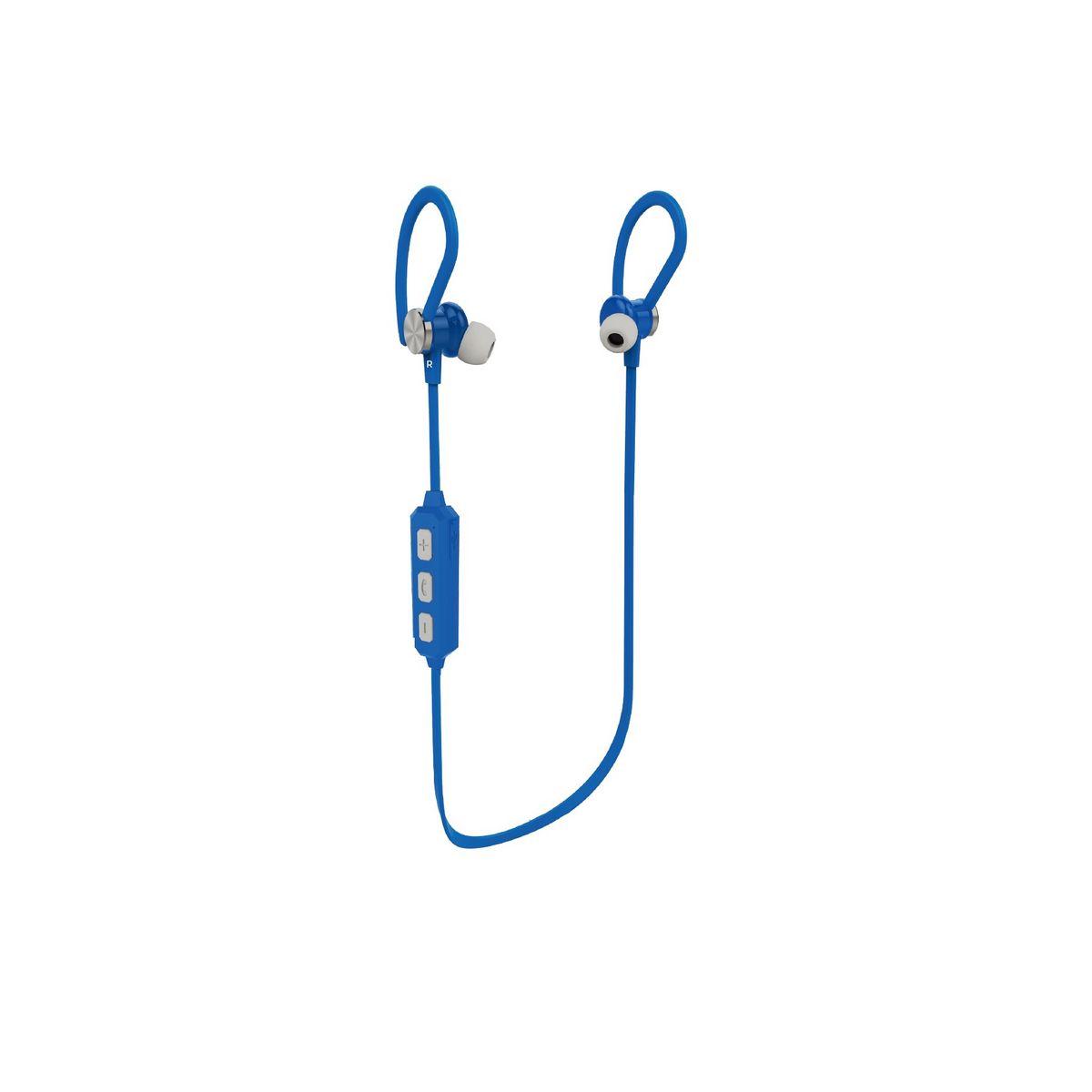 Q1164 - Bleu - Ecouteurs sans fil