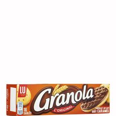 Granola chocolat caramel 200g