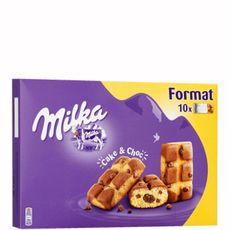 Milka cake and choc x10 -350g