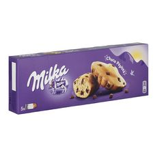 Milka Choco pépites, sachets individuels x5 140g