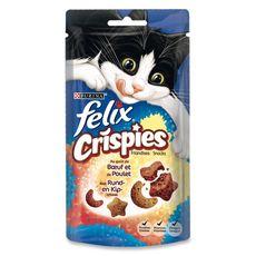 Felix party crispies soufflé au boeuf 45g