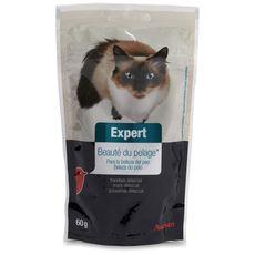 Auchan expert déliss'cat snack beauté pelage pour chat 60g