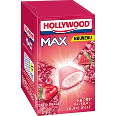 Hollywood max fruits d'été 60g
