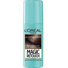L'Oréal Magic Retouch spray effaceur de racines châtain foncé 75ml