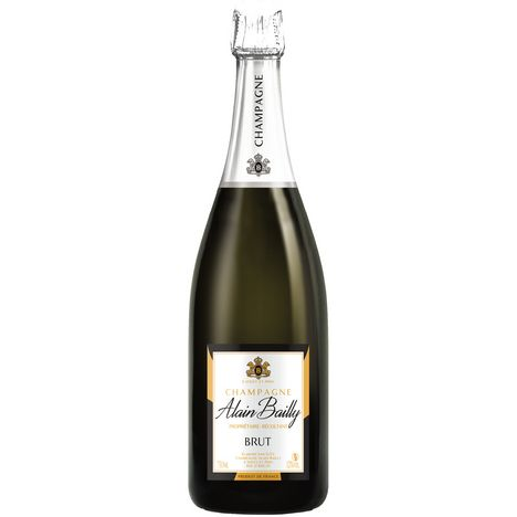 ALAIN BAILLY AOP Champagne brut tradition