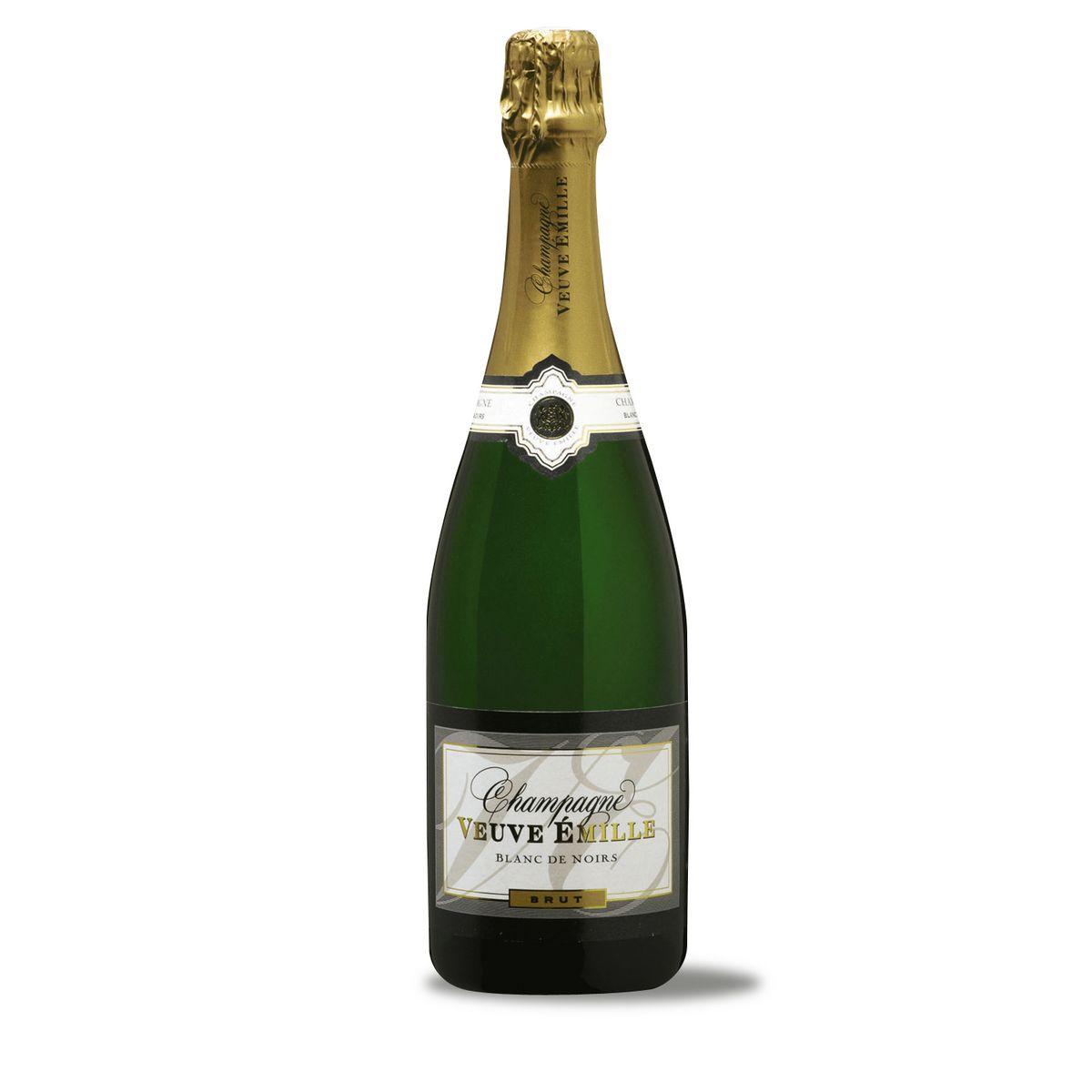 AOP Champagne brut blanc de noirs