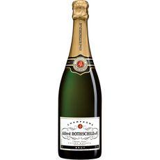 ALFRED ROTHSCHILD AOP Champagne brut 75cl