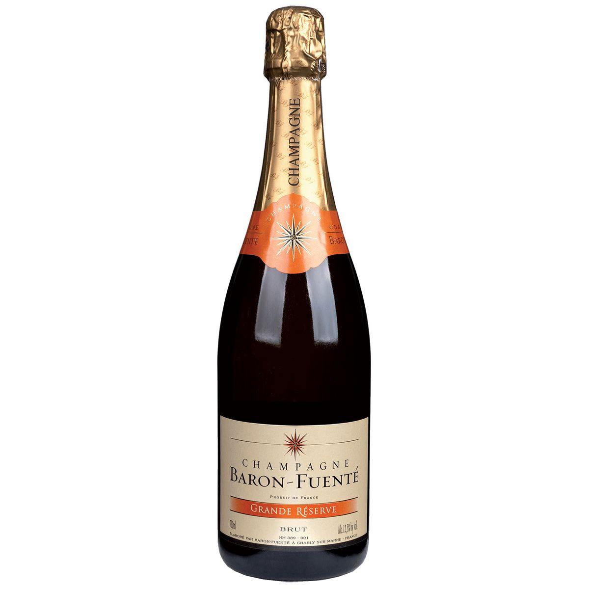 Champagne Grande Réserve brut 12,5%
