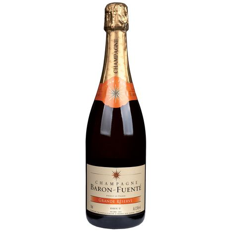 BARON FUENTE Champagne Grande Réserve brut 12,5%