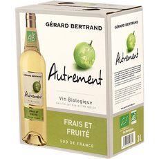 GERARD BERTRAND Vin de France Autrement bio blanc Bib 3L
