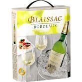 Blaissac Bordeaux  blanc 12° -3l