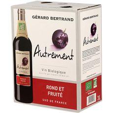 GERARD BERTRAND Vin de France BIO Gérard Bertrand Autrement rouge Bib 3L