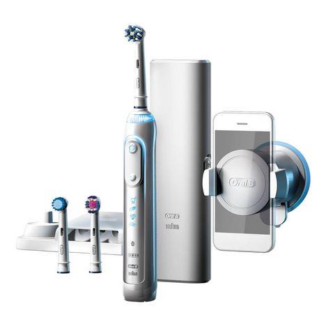 ORAL B Brosse à dents électrique Genius 8000 Bluetooth
