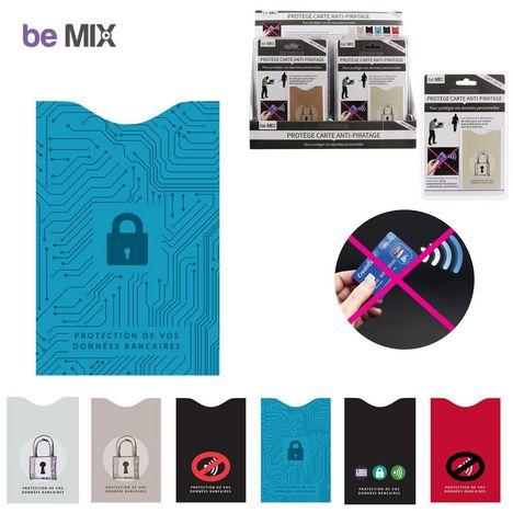 Carte Bancaire Auchan Gratuite.Cmp Etui Protege Carte Anti Piratage Ht1091