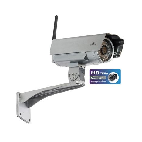 BLUESTORK BS CAM OF/HD - Camera de surveillance fixe