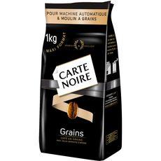 Carte Noire café en grains 1kg