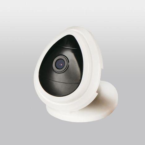 MCL Caméra IP HD d'intérieur WiFi avec micro