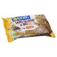 Bjorg bio pain tranché aux graines sans gluten 300g
