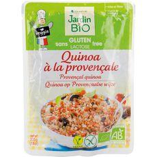 BIO JARDIN Jardin bio quinoa provençal sans guten express 220g