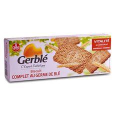 Gerblé biscuits complet au germe de blé 210g