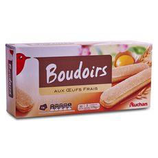 Auchan boudoirs x30 -175g