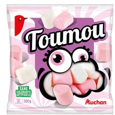 Rik&Rok bonbons marshmallows 300g