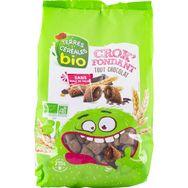 Bio terres et céréales bio fondant tout chocolat 375g