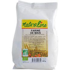 NATURALINE Farine de maïs bio 500g