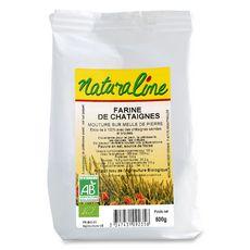 Naturaline farine châtaigne bio 500g