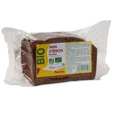 Auchan bio pain d'épice au miel 300g