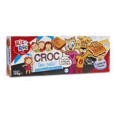 Rik & Rok croc ton pote minis goûters fourrés chocolat 125g