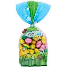 VENDOME Vendome œufs au chocolat au lait pralinés petits grains 500g