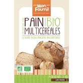 Mon Fournil préparation pour pain multicéréales bio 1kg