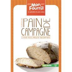 MON FOURNIL Mon Fournil préparation pour pain de campagne 1kg