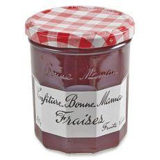 BONNE MAMAN Confiture de fraises 320g