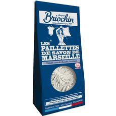 Briochin Lessive paillettes de savon de Marseille écologique 750g
