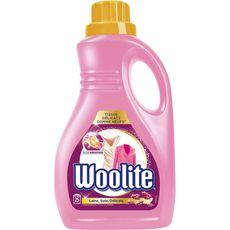 Woolite lessive laine et soie 25 lavages 1,5l
