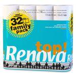 Renova top papier toilette rouleaux x32