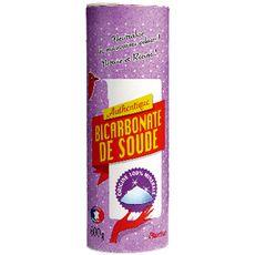 AUCHAN Authentique bicarbonate de soude 100% minérale 600g